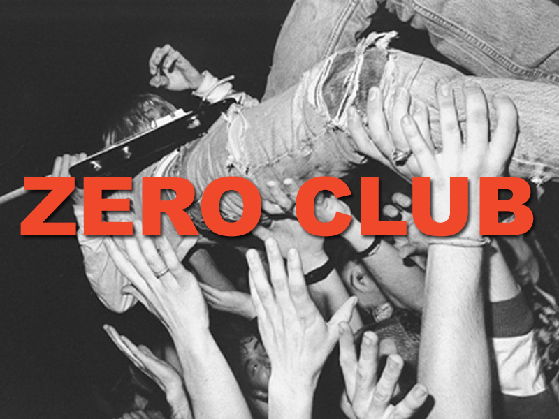 Red Cardinal Music Zero Club
