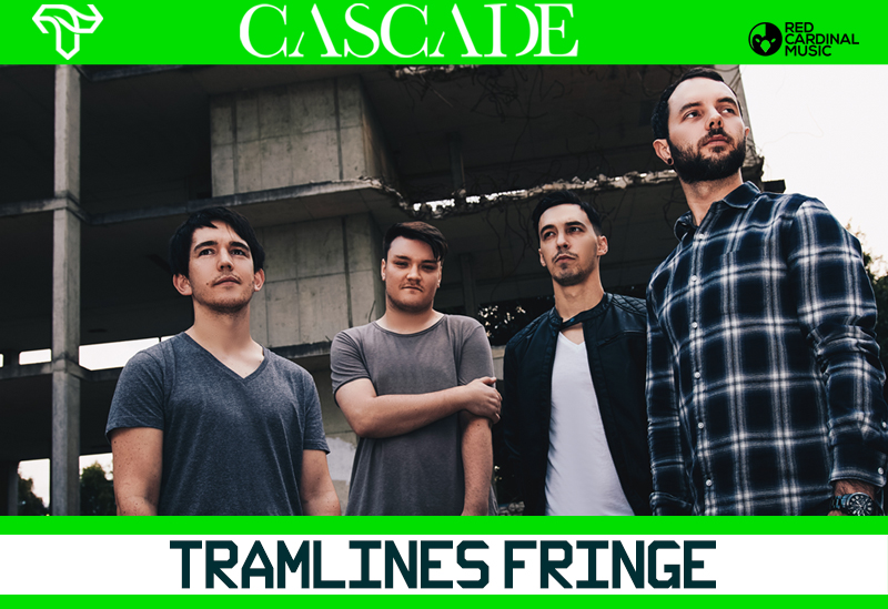 Cascade UK Tramlines Fringe Red Cardinal Music
