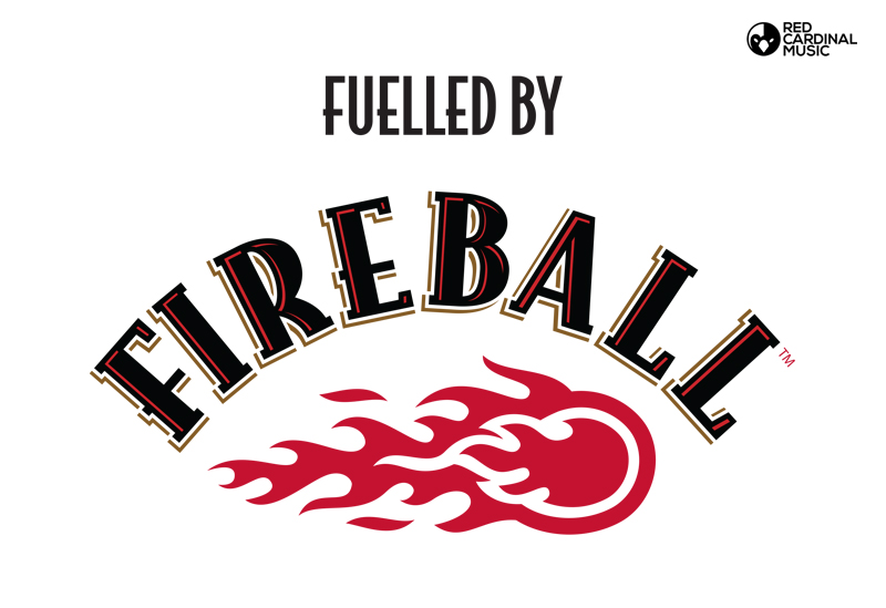 Fuelled By Fireball - Red Cardinal Music