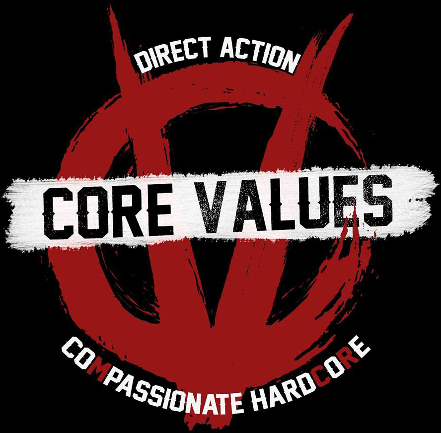 Core Values at Deadbolt Festival - Red Cardinal Music