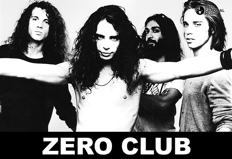 Zero Club Soundgarden Special Zombie Shack Red Cardinal Music Grunge