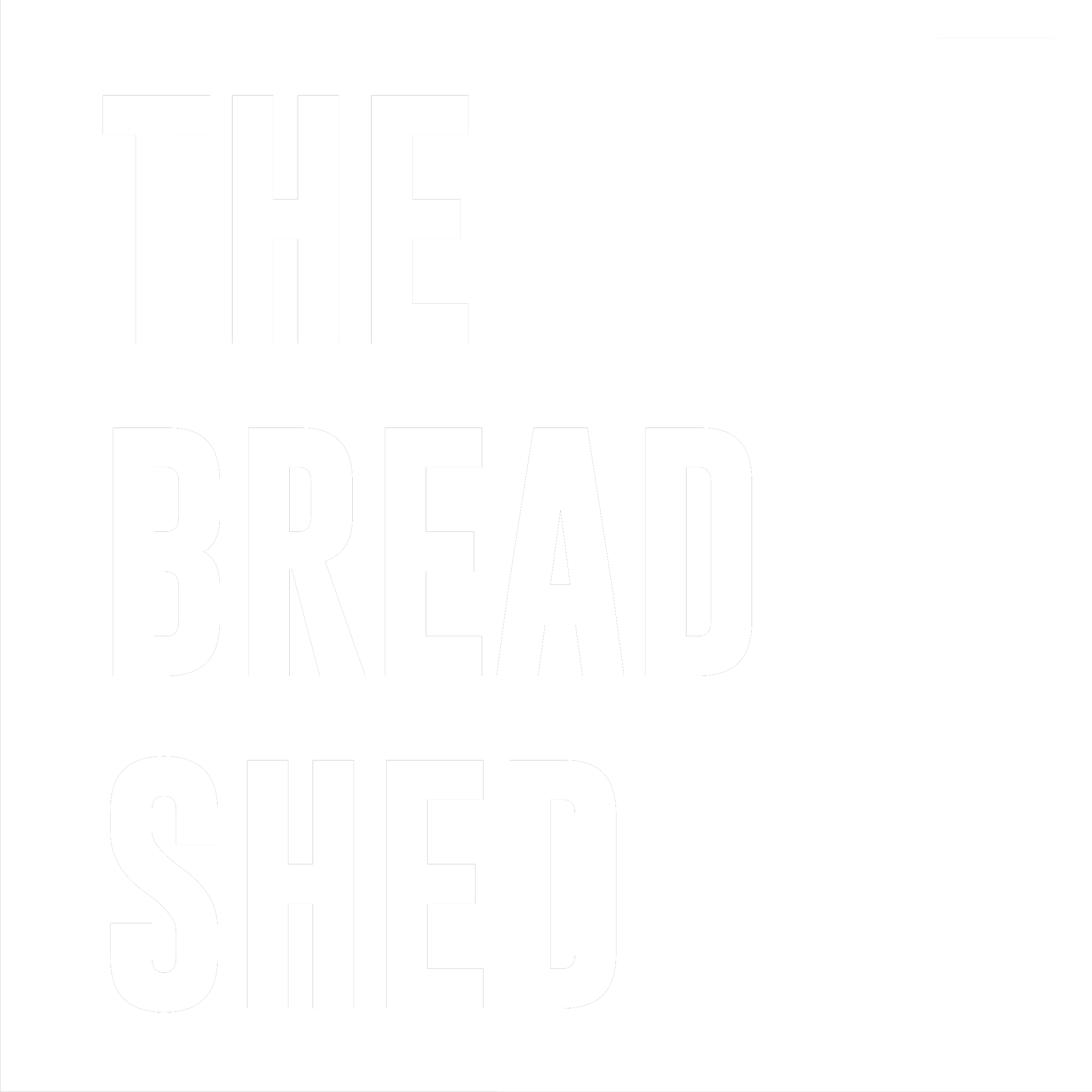 bread shed logo - former pub/zoo - manchester