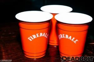 Firebombs - Deadbolt Manchester - Red Cardinal Music