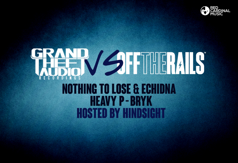 Deadbolt Festival Afterparty - Grand Theft Audio vs Off The Rails Magazine - Red Cardinal Music