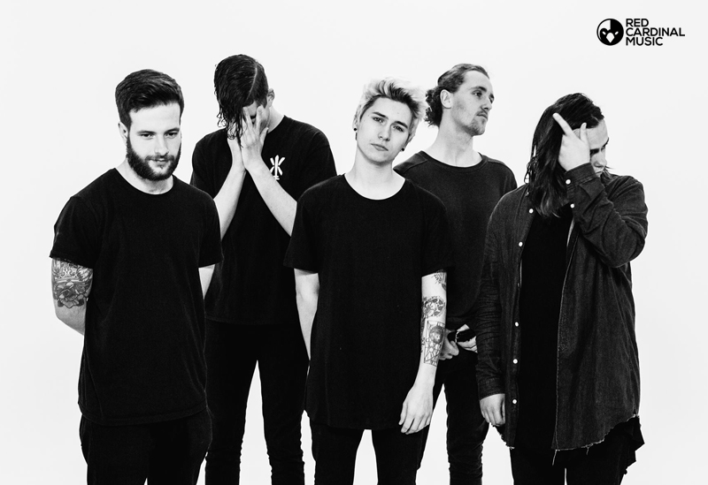 deadbolt festival stage announcements and holding absence red