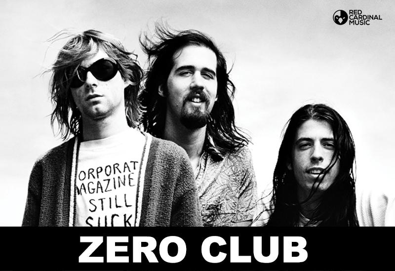 Zero Club Nirvana Special 2018 - Red Cardinal Music