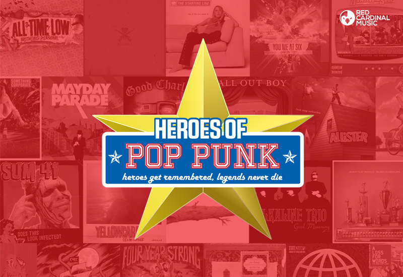 Deadbolt Heroes of Pop Punk - Red Cardinal Music