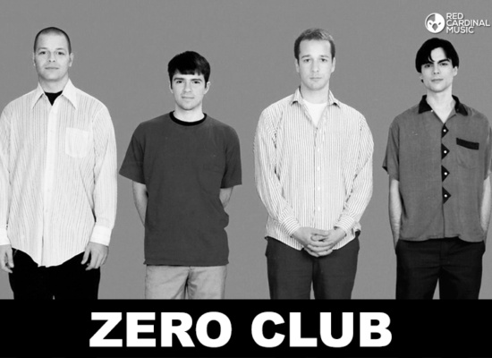 Zero Club May 18 Weezer Blue Album Anniversary Special - Red Cardinal Music - Zombie Shack