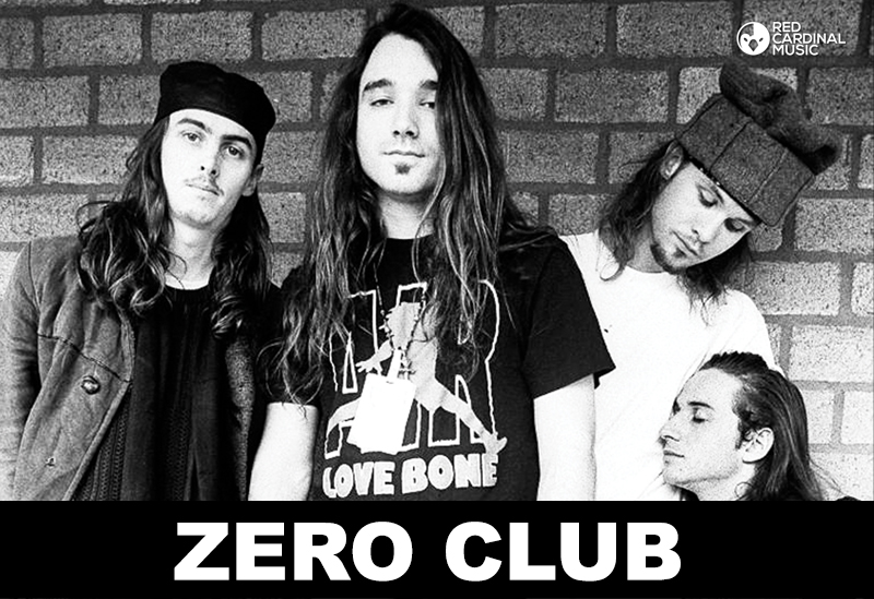 Zero Club Pearl Jam Special 2018 - Red Cardinal Music