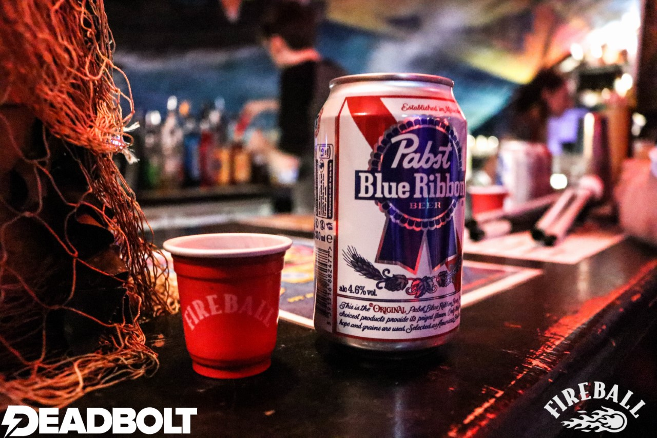 Boilermaker - Pabst Blue Ribbon - Fireball - Red Cardinal Music