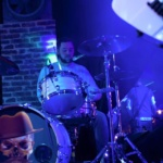 Storm Harbour - Charlie Armstrong - Drums