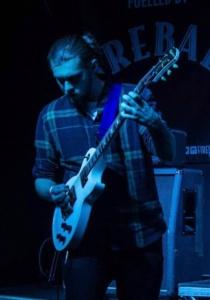 Storm Harbour - Matt Watson - Guitars