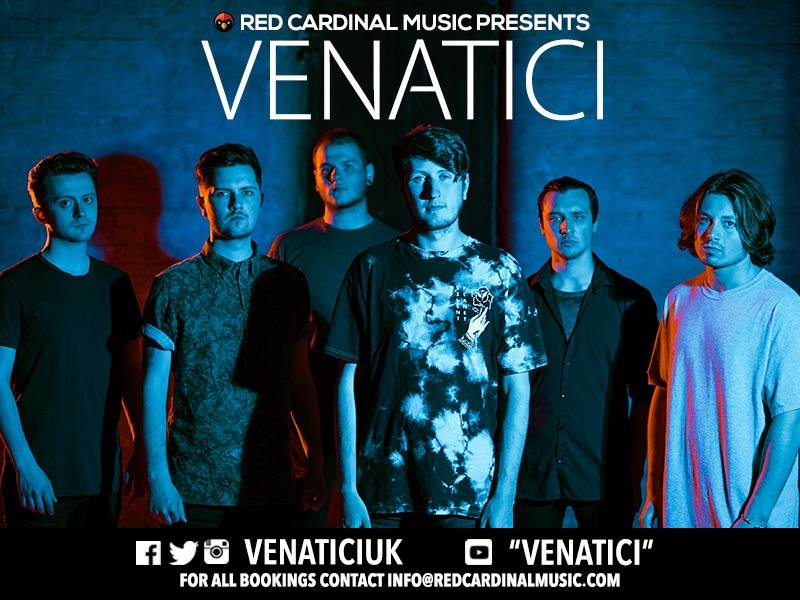 Venatici Red Cardinal Music