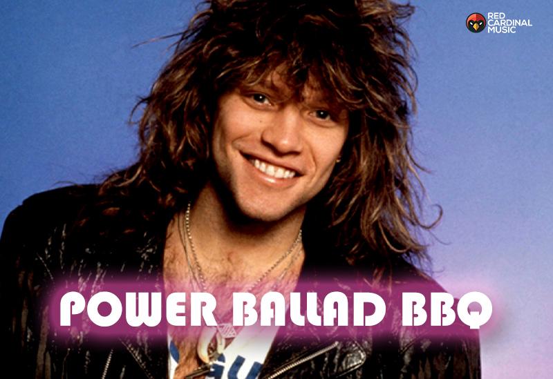 Power Ballad BBQ - Font Chorlton - Red Cardinal Music