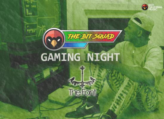 The Bit Squad - Font Chorlton - 05 June 19 - Red Cardinal Music