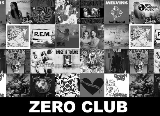 Zero Club - Nov 19 - Sounds of 1991 - Red Cardinal Music
